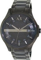 Armani Exchange A|X Men's AX2104 Stainless-Steel Quartz Watch