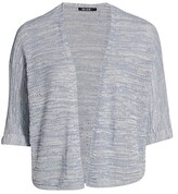 Thumbnail for your product : NIC+ZOE, Plus Size Calm Waters Dropstitch Knit Cardigan