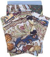 Zucchi Collection Papillions Cotton Sateen Sheet Set