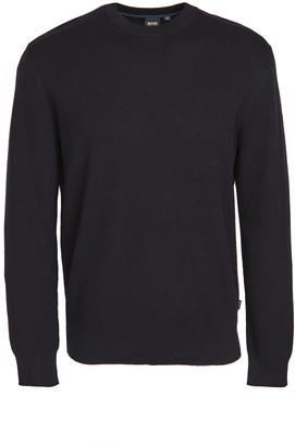 HUGO BOSS Long Sleeve Merillo Sweater