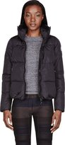 Moncler Black Quilted Chery Jacket
