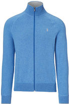 Polo Ralph Lauren Cotton Full-Zip Sweater