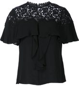 Rebecca Taylor embroidered T-shirt
