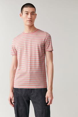 Cos Round-Neck T-Shirt