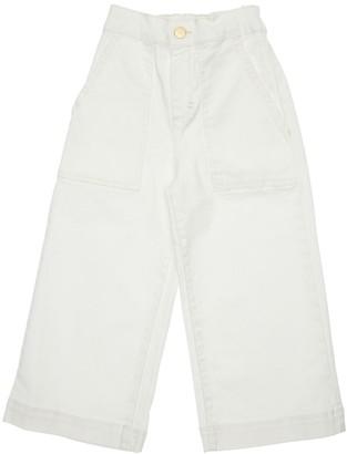 Molo Stretch Denim Culotte Pants