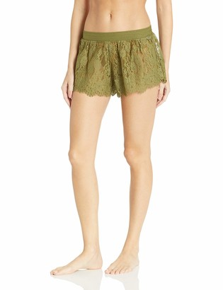 Puma Women's Fenty Bball LACE Sleepwear Shorts