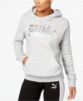 Puma Metallic Hoodie
