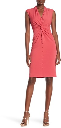Maggy London French Twist Sheath Dress