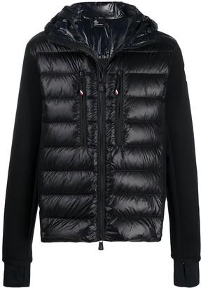 MONCLER GRENOBLE Padded Hooded Down Jacket