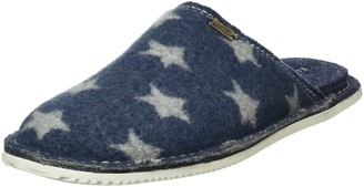 Living Kitzbühel Unisex Adults' Pantoffel mit dunnem Sternwalk Low-Top Slippers