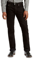 Levi's Big and Tall 501 Black Jeans