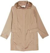 Plus Size Women's Cole Haan Water Resistant Rain Jacket
