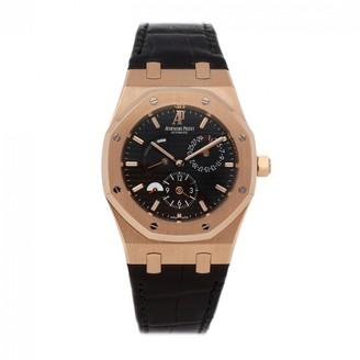 Audemars Piguet Royal Oak Black Pink gold Watches