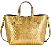Tom Ford T Tote Cosmo Python Crossbody Mini Bag