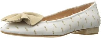 French Sole FS NY Women's Wiggle Ballet Flat