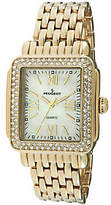 Peugeot Women's Goldtone MOP-Dial Bracelet Watch