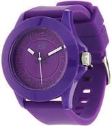 Skechers Women's Purple Silicone Strap Watch - Rosencrans
