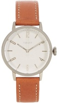 Tsovet SVT-CN38 leather watch