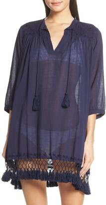 Roller Rabbit Lucknow Serafina Cover-Up Tunic