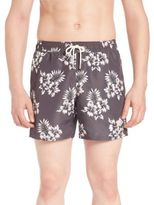 J. Lindeberg Banks Pattern Swim Shorts
