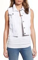 Cupcakes And Cashmere Women's Ali Denim Vest