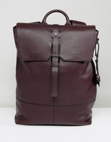 Ted Baker Mane Backpack In Leather