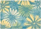 Nourison Home & Garden Daisy Floral Indoor Outdoor Rug