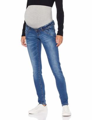 Mama Licious Mamalicious Women's Mlglobe Slim Stud Jeans A. Maternity Trousers