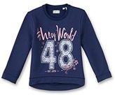 Sanetta Girl's 124228 Sweatshirt,116 (Herstellergröße: 116)