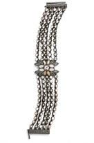 Jenny Packham Women's Multistrand Crystal Bracelet