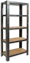 Moe's Home Collection Bolt Bookshelf in Natural