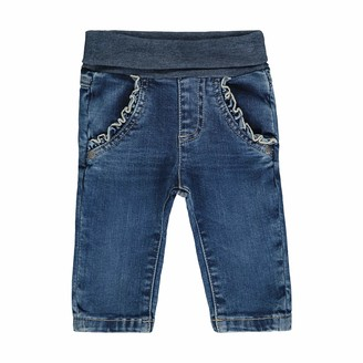 Steiff Baby Girls' Jeanshose Jeans