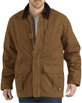 Dickies Sanded Duck Insulated Coat - Big & Tall