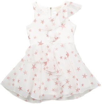 Truly Me Ruffle Star Dress