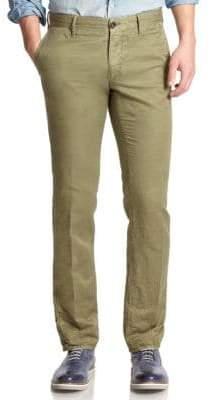 Incotex Dobby-Print Trousers