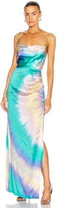 retrofete Marlene Dress in Multi Tie Dye | FWRD