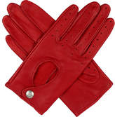Dents Leather keyhole driving gloves