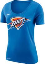 Nike Women's Oklahoma City Thunder NBA Dry Logo T-Shirt