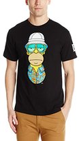 Neff Men's Hst Simpsons T-Shirt