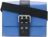 Versus medium black belt bag - women - Calf Leather - One Size