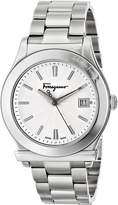 Salvatore Ferragamo Men's F62LBQ9902 S099 Stainless Steel Watch