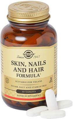 Solgar Skin; Nails & HairTablets