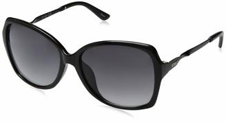 Jessica Simpson Women's J5716 Ox Non-Polarized Iridium Round Sunglasses