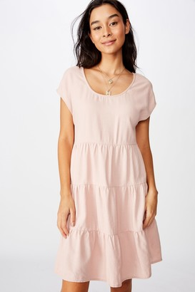Supre Peggie Tiered Dress
