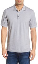 Nordstrom 'Classic' Regular Fit Short Sleeve Oxford Piqué Polo