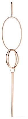 VANRYCKE 18kt rose gold Coachella earring