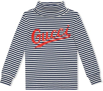 Gucci Cotton Striped Top