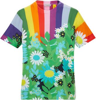 MONCLER GENIUS 8 Moncler Richard Quinn Printed Cotton T-Shirt