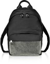 McQ Black Nylon Classic Backpack