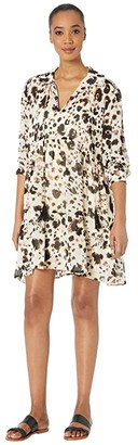 Double D Ranchwear Stockyards Dress (Print) Women's Clothing